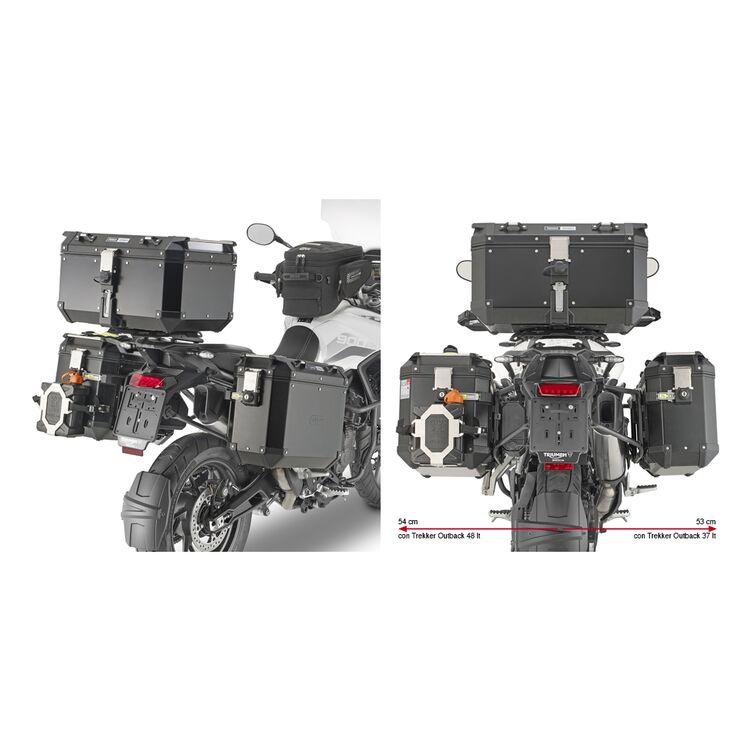 Givi PLO6415CAM Side Case Racks For Monokey Side Cases Triumph Tiger 900 / GT / Rally