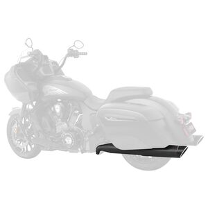 Freedom Performance Exhaust Union 2-into-1 Ghost Pipe For Indian Challenger 2020-2021