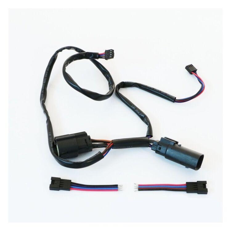 Ciro Tail Light LED Install Kit for Harley Street Glide / Road Glide 2010-2013