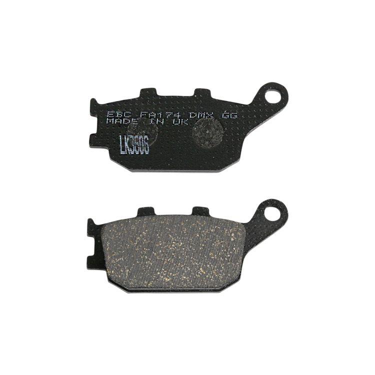 EBC FA196 Organic Rear Brake Pads