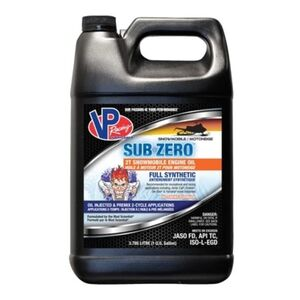 VP Racing Sub-Zero Two Stroke Synthetic Snowmobile Oil