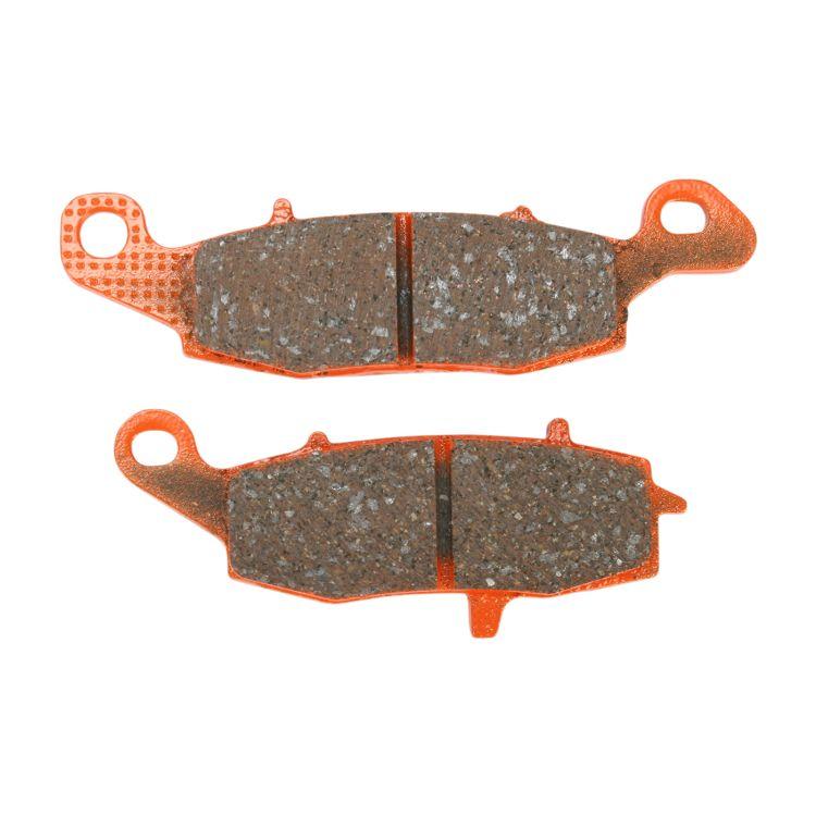 EBC Semi-Sintered Front and Rear Brake Pads