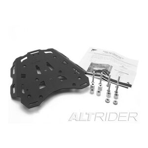 AltRider Luggage Rack KTM 1090 / 1190 Adventure / R 2013-2020 Rear Rack / Black [Previously Installed]