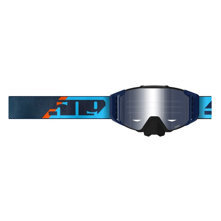 Navy/Sapphire Mirror Light Blue HCS Tint