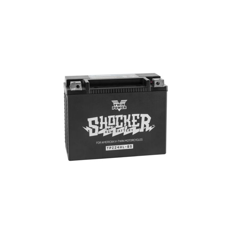 Twin Power Shocker Battery For Harley Touring 1980-1996