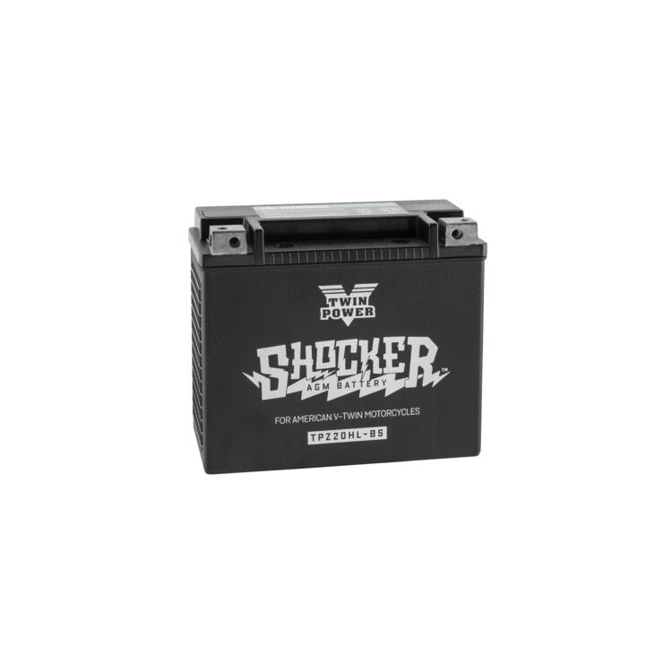 Twin Power Shocker Battery For Harley Softail / Dyna / V-Rod / Sportster 1991-2021