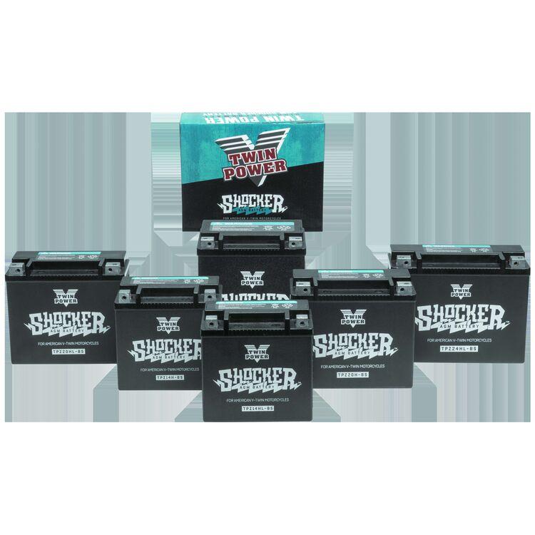Twin Power Shocker Battery For Harley