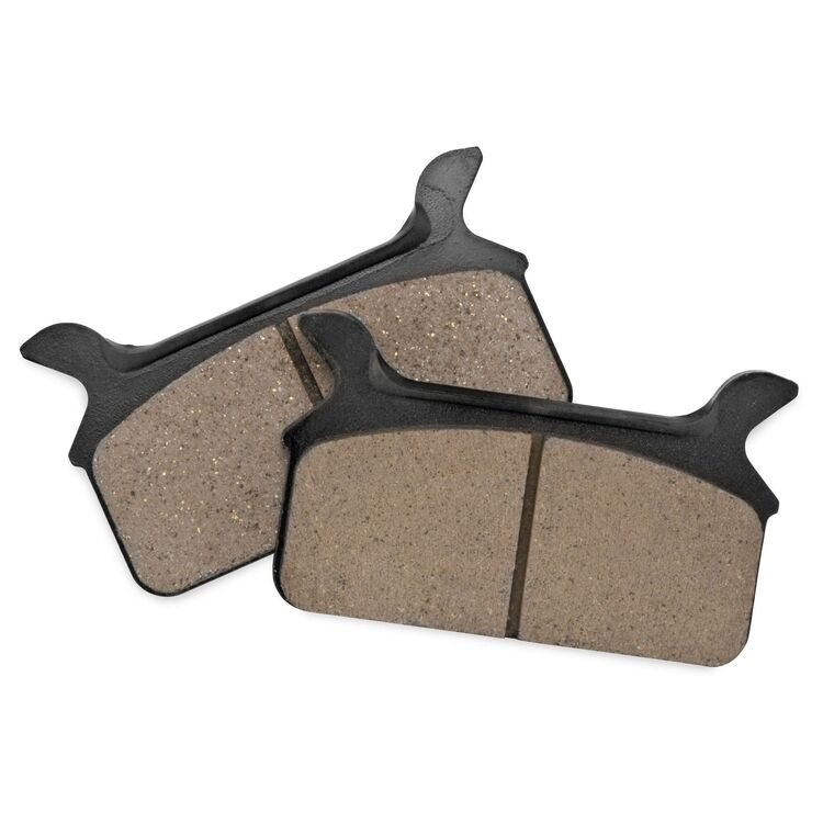 Twin Power Organic Rear Brake Pads For Harley Touring 1986-1999
