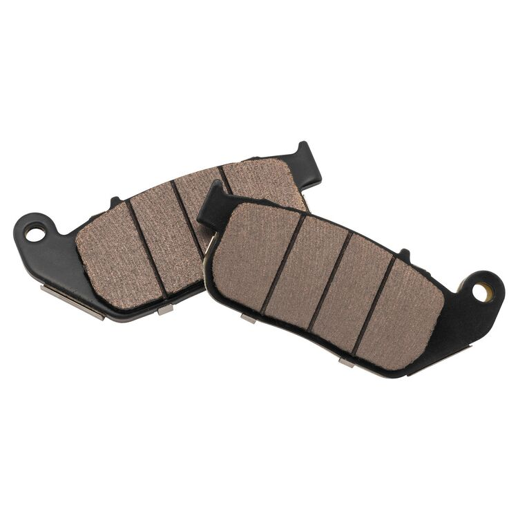 Twin Power X-Stop Sintered Front Brake Pads For Harley Sportster 2004-2013