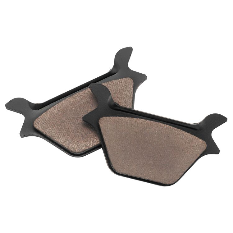 Twin Power X-Stop Sintered Rear Brake Pads For Harley