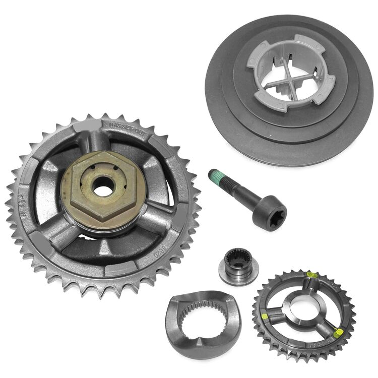 Twin Power Compensator Sprocket Kit For Harley Touring / Softail / Dyna 2006-2017