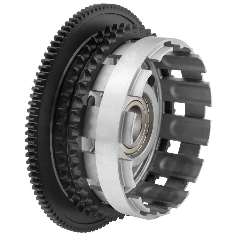Twin Power Clutch Shell For Harley Big Twin 2006-2010