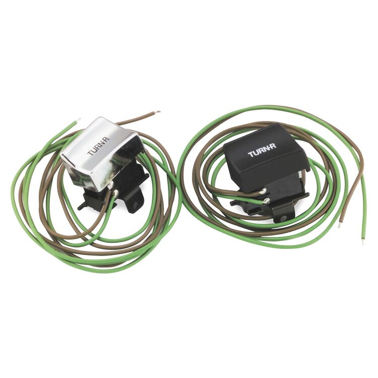 Twin Power Right Turn Signal Switch For Harley 1982-1995