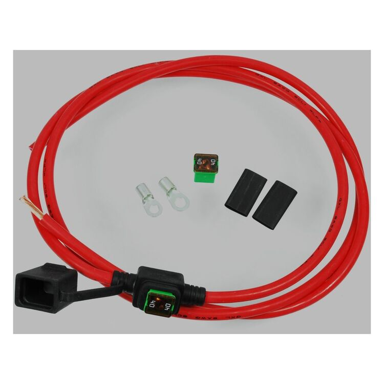 Motogadget Mo.Unit Battery Cable With 40A Fuse