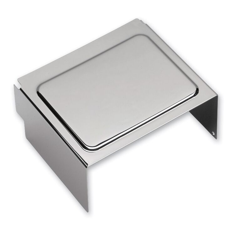Biker's Choice Battery Side Cover For Harley Dyna 1997-2005
