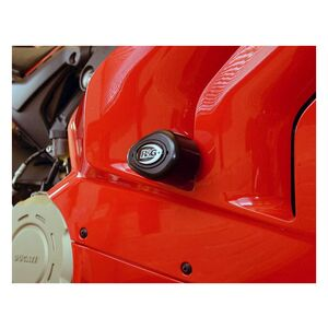 R&G Racing Aero Frame Sliders Ducati Panigale V4 / S / R 2020-2021