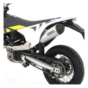 Arrow Race-Tech Slip-On Exhaust Husqvarna 701 Supermoto / Enduro 2021