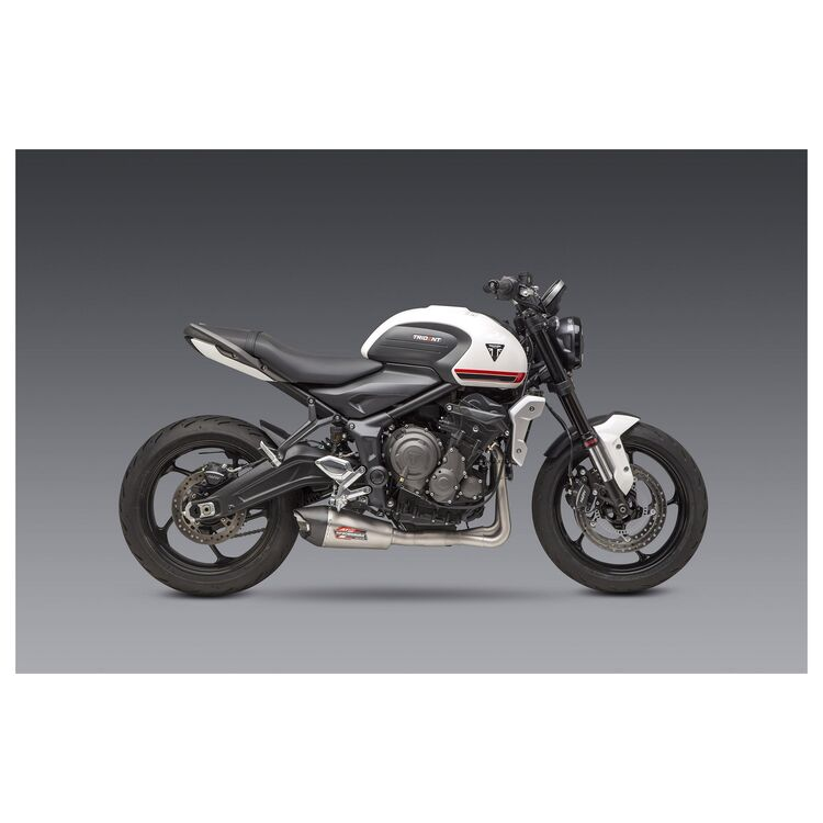 CRF300L/RALLY 2021 RACE RS-4 STAINLESS FULL EXHAUST, W