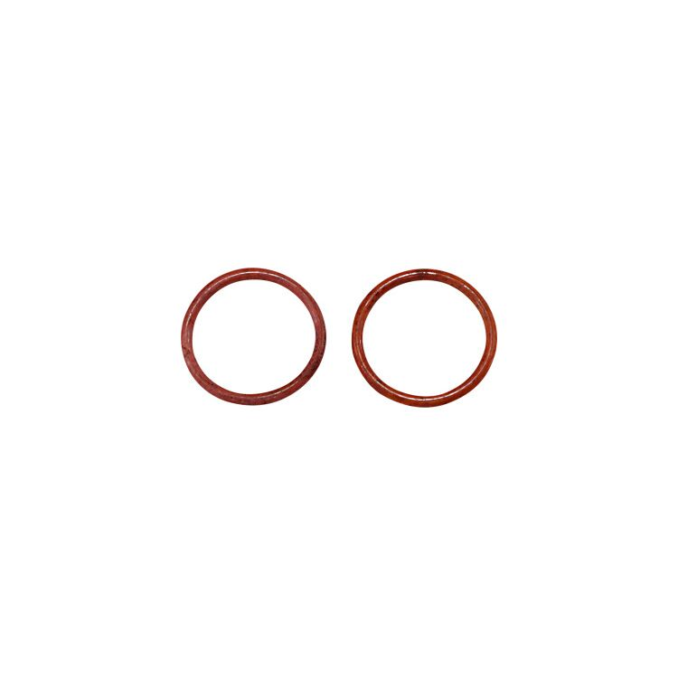 James Gasket Copper Ring Style Exhaust Port Gasket For Harley 1984-2021