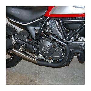 New Rage Cycles Slip-On Exhaust Ducati Scrambler 2015-2021