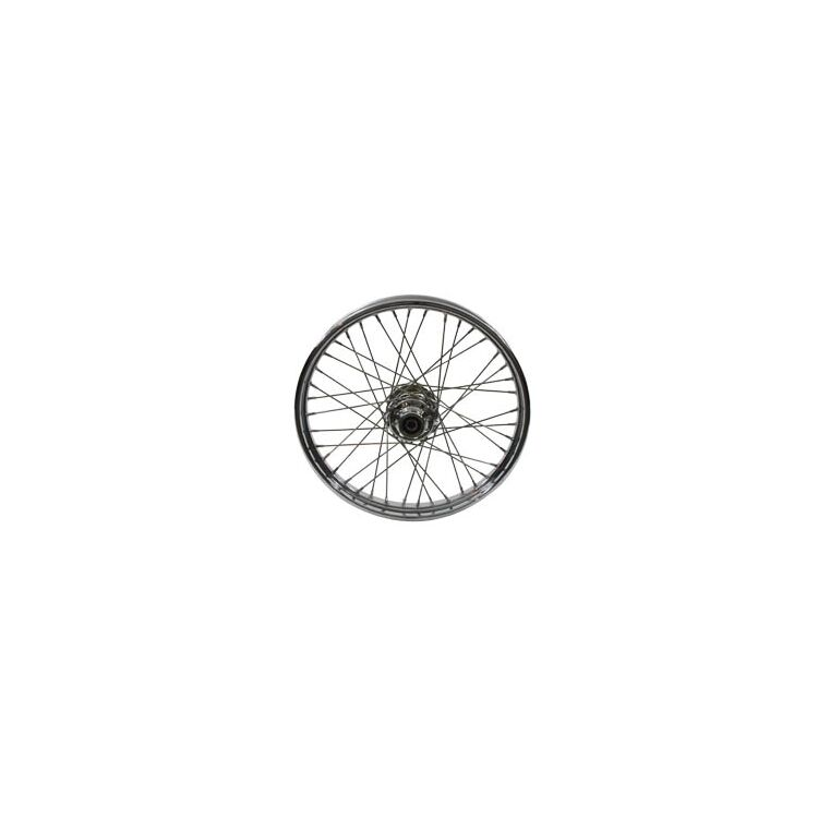 """V-Twin Mfg. 21"""" Front Wheel Assembly For Harley FX Softtail / FXDWG 2000-2006"""