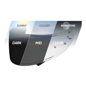 Shoei CNS-2 Transitions Pinlock-Ready Face Shield [Open Box]