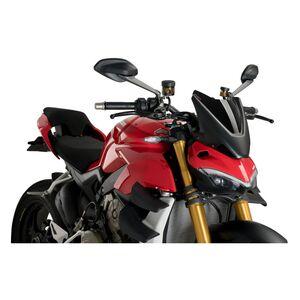 Puig Naked New Generation Windscreen Ducati Streetfighter V4 / V4S 2020-2021