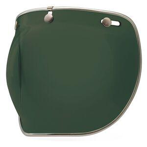 Bell 3 Snap Bubble Shield DLX Wayfarer Green [Open Box]