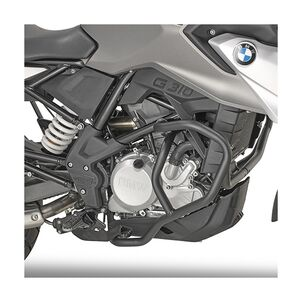 Givi TN5126 Engine Guards BMW G310GS 2017-2020 Black [Previously Installed]