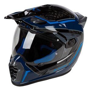 Klim Krios Pro Mekka Helmet Blue / 2XL [Blemished - Very Good]