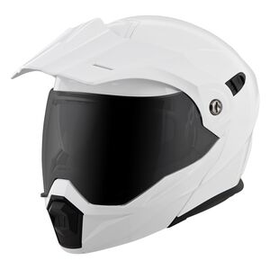 Scorpion EXO-AT950 Helmet White / XS [Open Box]