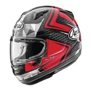 Arai Signet-X Dyno Helmet Black/Red / LG [Open Box]
