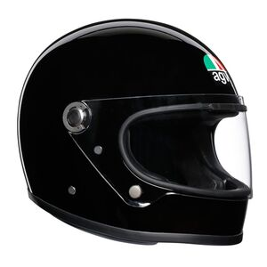 AGV X3000 Helmet Black / MS [Blemished - Very Good]