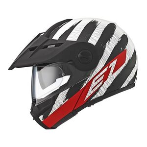 Schuberth E1 Hunter Helmet (XS) Red / XS [Blemished - Very Good]