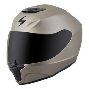 Scorpion EXO-R420 Helmet Matte Titanium / SM [Open Box]