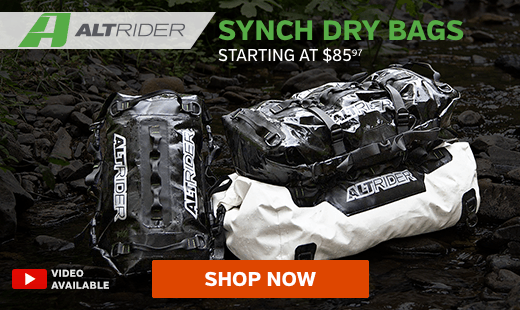 AltRider Sync Dry Bags