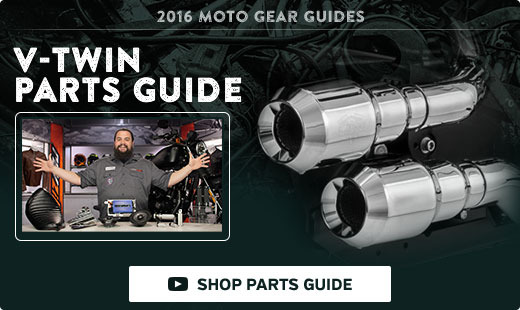 2016 V-Twin Parts Gear Guide