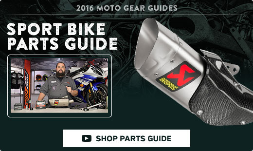 2016 Sportbike Parts Guide