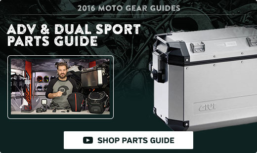 2016 ADV & Dual Sport Parts Guide
