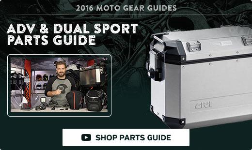 2016 ADV & Dual Sport Parts Guide