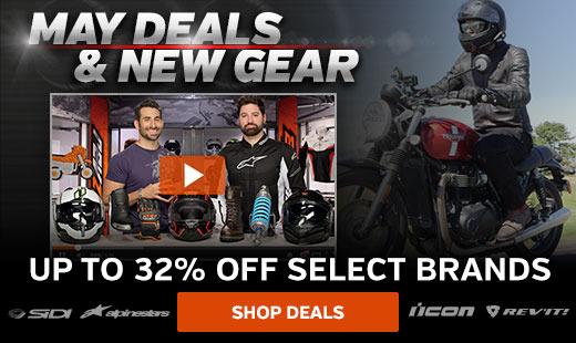 May 2016 Deals & New Gear