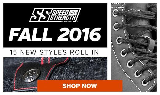 Speed & Strength Fall 2016
