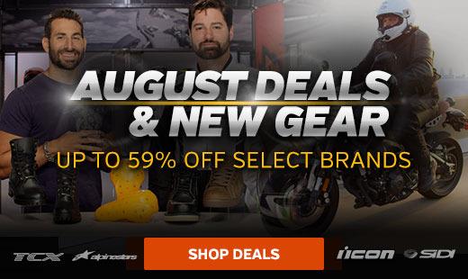 August 2016 Deals & New Gear