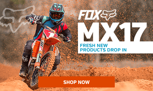 2017 Fox Racing