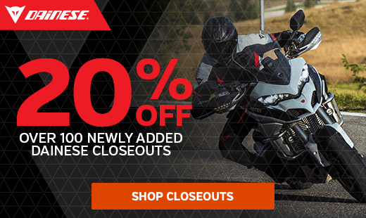Dainese 2016 Summer Closeouts
