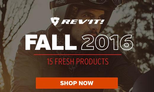 REV'IT! Fall 2016