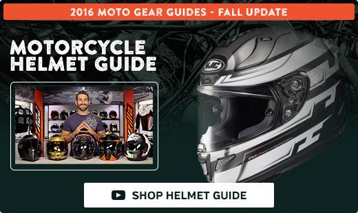 2016 Fall Helmets Guide