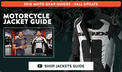 2016 Fall Jackets Guide