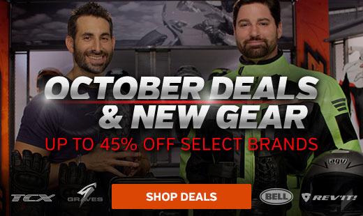 October 2016 Deals & New Gear