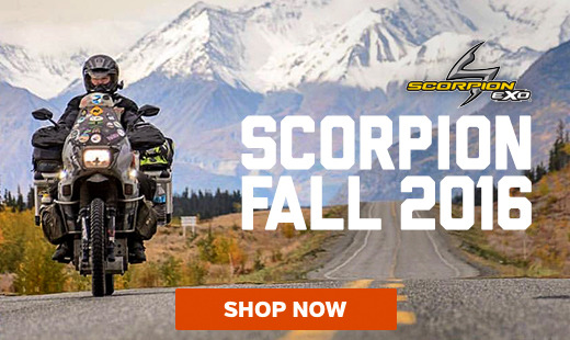Scorpion Fall 2016 Launch